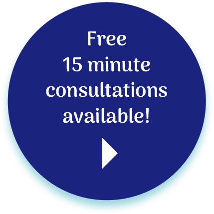 Free 15 minute consultations available!